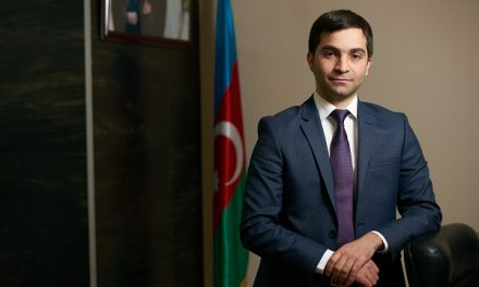 Kamran Gasimov, an extraordinary banker who sustained international acclaim
